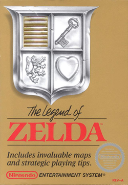 Game Review: The Legend of Zelda (NES)
