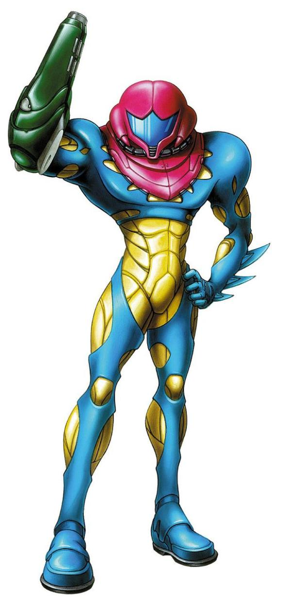 Game Review: Metroid Fusion (GBA) | Rose Red Prince