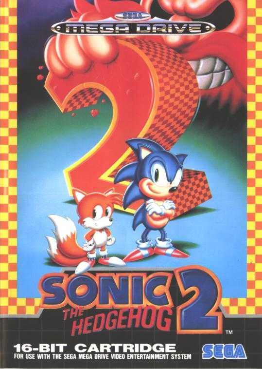 Game Review: Sonic the Hedgehog 2 (MD) | Rose Red Prince