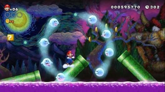 New Super Mario Bros. U Image 1