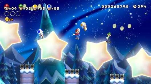 New Super Mario Bros. U Image 2
