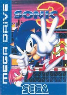 Sonic 3 Box