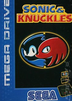 Sonic & Knuckles Box