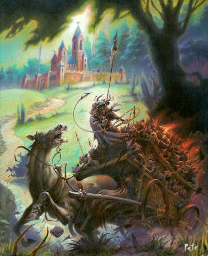 Redwall Cover Art
