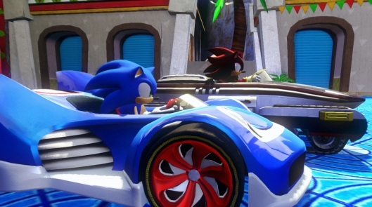 Sonic & All-Stars Racing Transformed Image 2