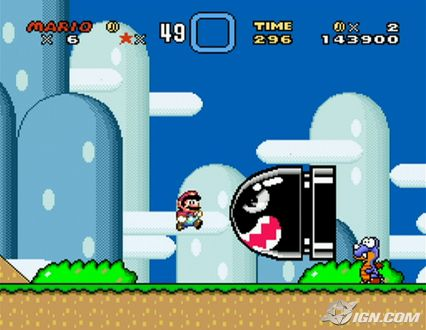 Super Mario World Image 1