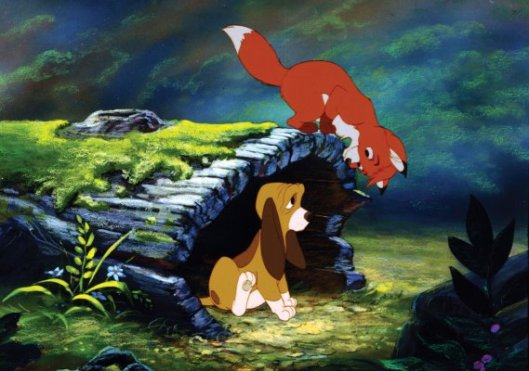 The Fox and the Hound Image 1