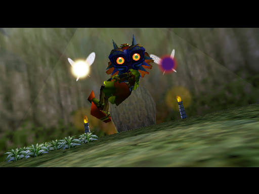 The Legend of Zelda - Majora's Mask Image 1