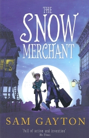 The Snow Merchant Cover