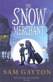 The Snow Merchant Cover