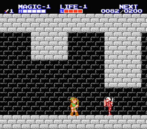 Zelda II - The Adventure of Link Image 1