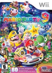 Mario Party 9 Box