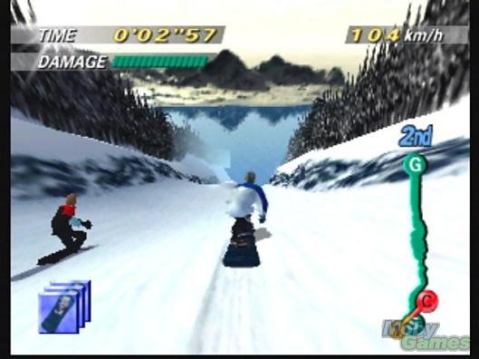 1080 Snowboarding Image 1