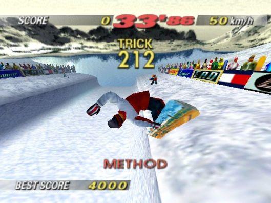 1080 Snowboarding Image 2