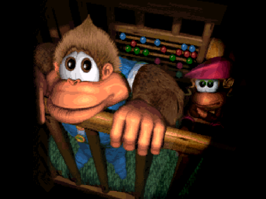 Donkey Kong Country 3 Dixie Kong's Double Trouble Image 2