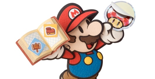 Paper Mario Sticker Star Image 1