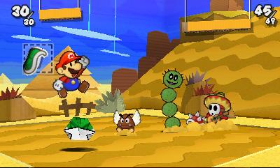 Paper Mario Sticker Star Image 2