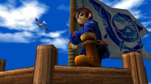 Skies of Arcadia Legends Image 1