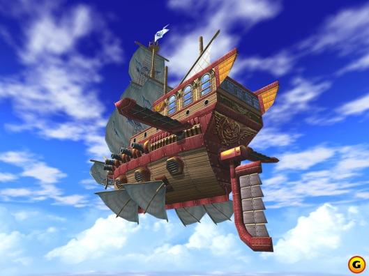 Skies of Arcadia Legends Image 4