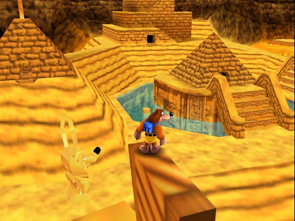Game Review – Banjo-Kazooie (N64)   Rose Red Prince