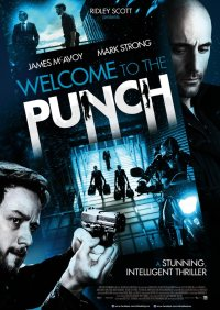 Welcome to the Punch Poster