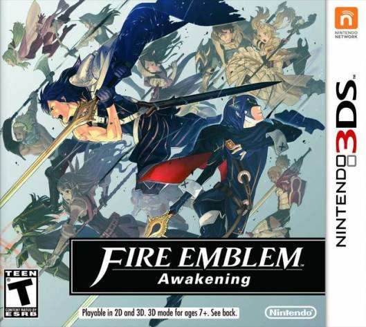 Fire Emblem Awakening Box