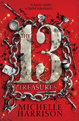 The 13 Treasures Cover